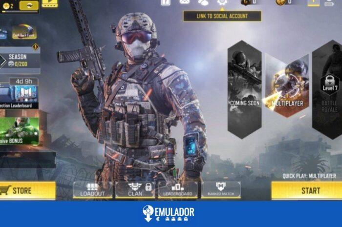 Descargar emulador de Call Of Duty Mobile para PC