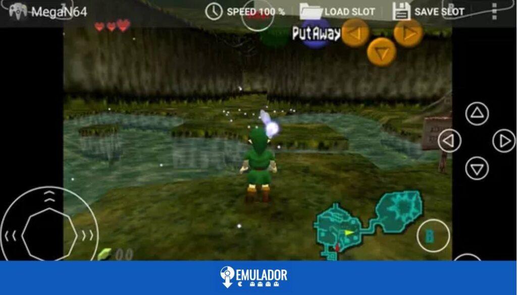 descargar emulador N64