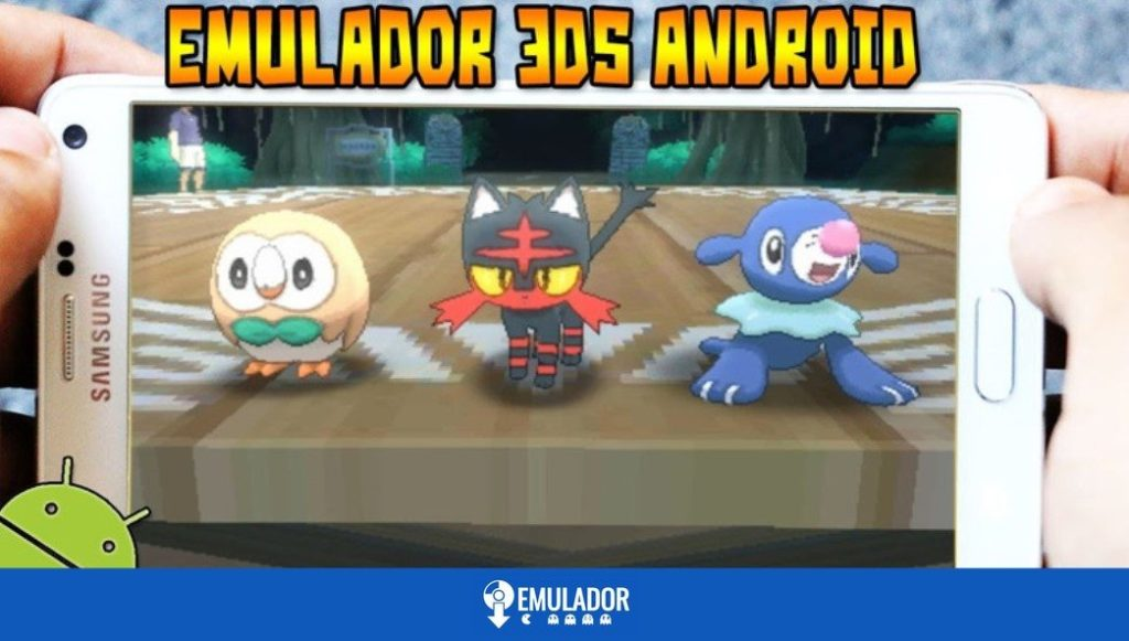 emulador 3ds android