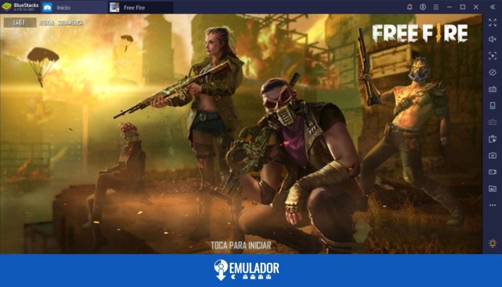 free fire para pc descargar